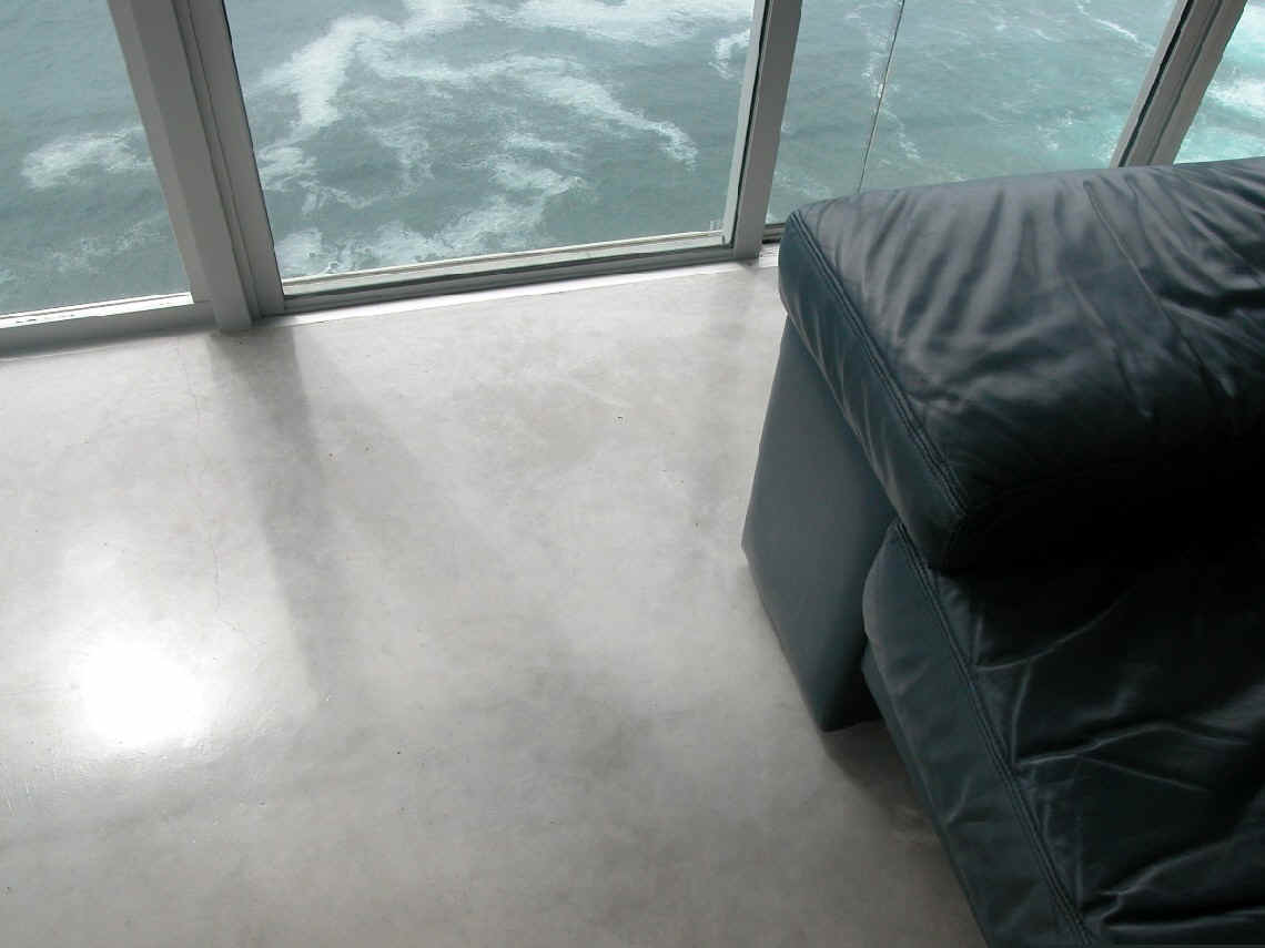 Eco-Living Concrete_Polishing